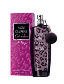 Naomi Campbell Cat Deluxe At Night dámska toaletná voda 15 ml