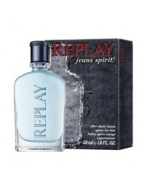 Replay Jeans Spirit For Him pánska toaletná voda 30 ml