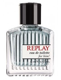 Replay For HIM pánska toaletná voda  50 ml