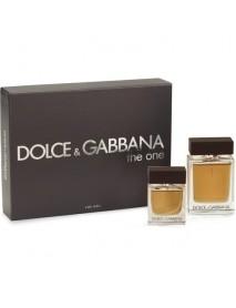 Dolce & Gabbana The One Man SET 2